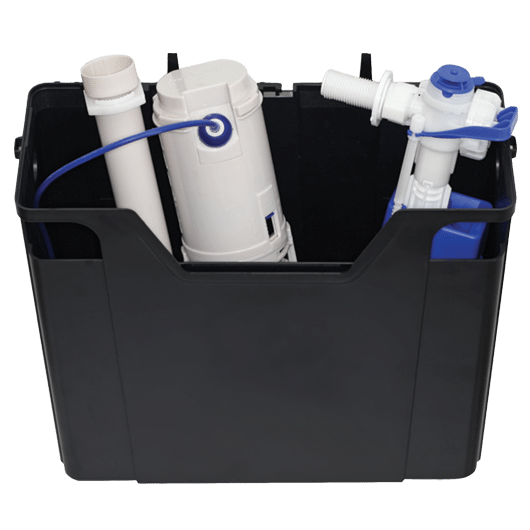 Deluxe Concealed Cistern with fittings Front or Top Access