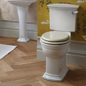 Heritage Blenheim Toilet