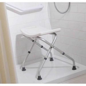 Croydex Adjustable Height Care Seat