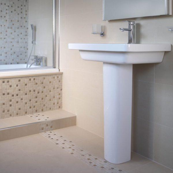 Resolve Basin & Full Pedestal