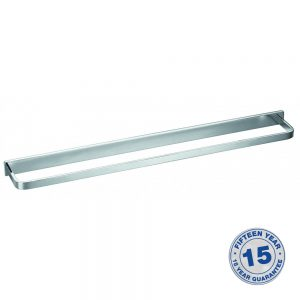 Flova Sofija Single Towel Rail 600mm In Chrome