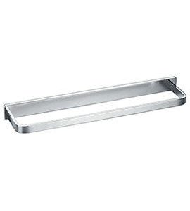 Flova-Sofija-Single-Towel-Rail-short-360mm-In-Chrome
