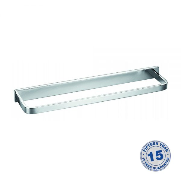 Flova Sofija Single Towel Rail short 360mm In Chrome