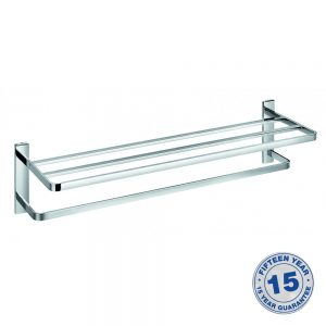 Flova Sofija Triple Towel Rail In Chrome