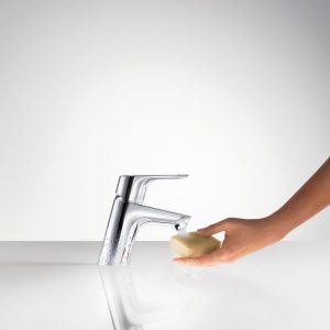 Hansgrohe Focus 70 Basin Mono Tap In Chrome
