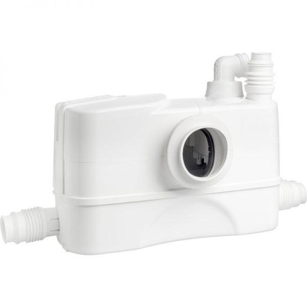 Genix-130-Macerator-In-White