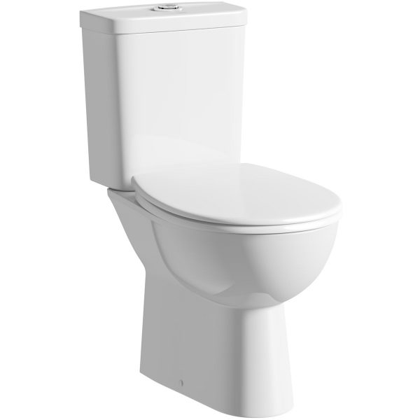 Grohe-BAU-Rimless-Toilet