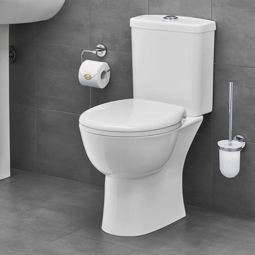 Grohe Rimless Close Coupled Toilet Amp Soft Close Seat