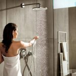 Hansgrohe Croma Select S With Ecostat S Concealed Shower Valve Pack Lifestyle