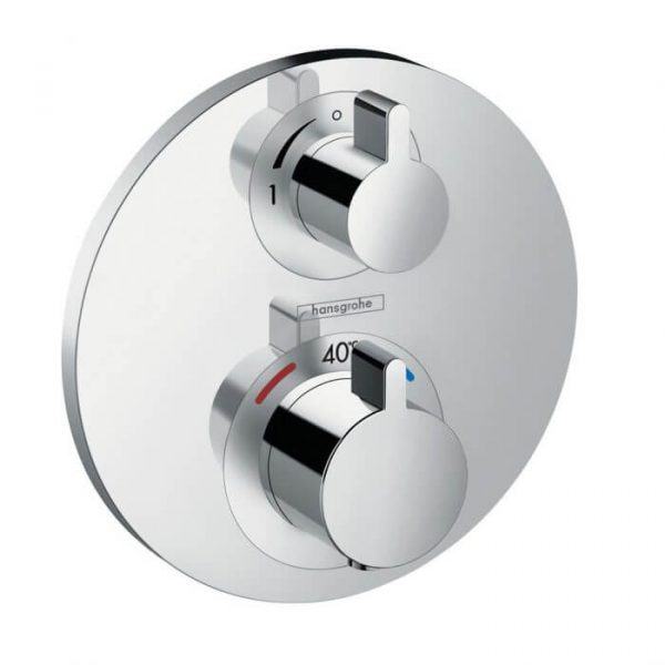Hansgrohe Croma Select S With Ecostat S Concealed Shower Valve Pack