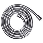 Hansgrohe-Isiflex-Smooth-Shower-Hose-1.6mtr-in-Chrome