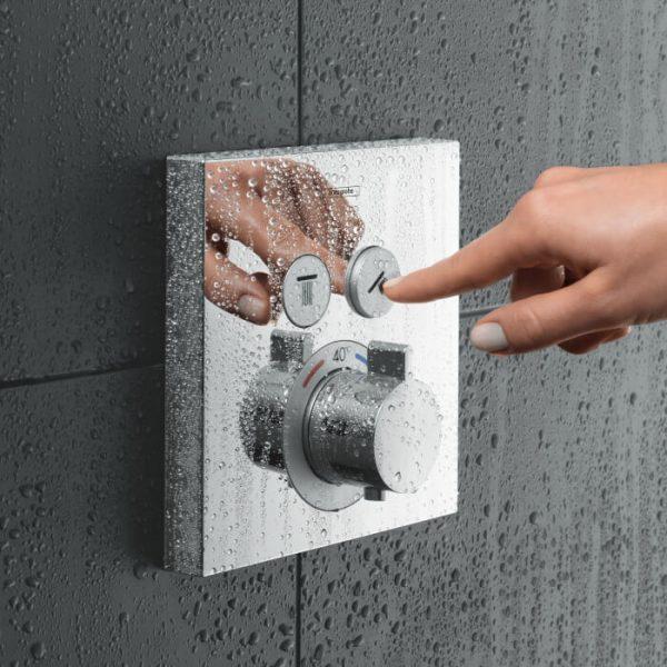 Hansgrohe Raindance Select E Design Concealed Valve Shower Pack