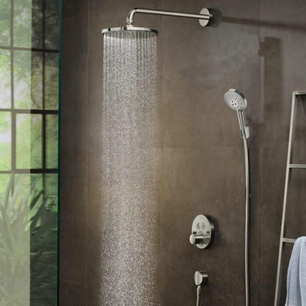 Hansgrohe Raindance Select S Design Concealed Valve Shower Pack