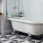 Heritage Tilbury Single Ended Freestanding Shower Bath 1680x720mm