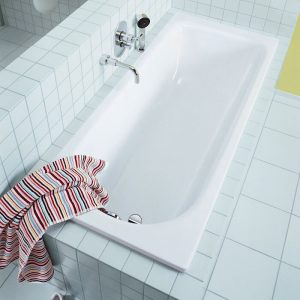 Kaldewei Saniform Plus Single Ended Steel Bath 1700 x 750mm 2TH