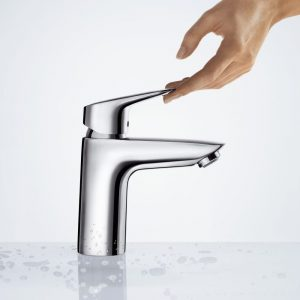Hansgrohe Logis Bath Monobloc Bath Filler In Chrome