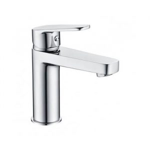 Orlando Basin Monobloc Mixer Tap With Waste In Chrome