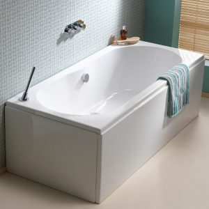Pura Wave Bath Double Ended Puracast