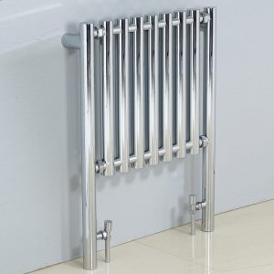 Main Round Floor Mounted Towel Rail 600x800mm