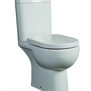 Toone Fully Back To Wall Toilet & Soft Close Seat