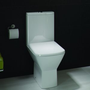 K2 Close Coupled Toilet & Seat