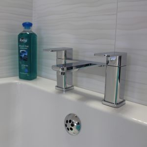 Resolve Bath Filler Tap In Chrome