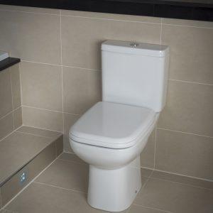 Orlando Toilet & Seat
