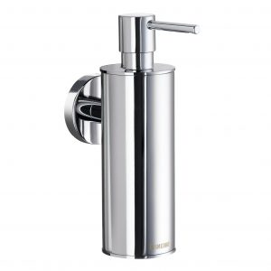 Smedbo Home Soap Dispenser & Holder in Chrome