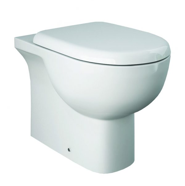 Toone Back To The Wall Toilet & Soft Close Seat