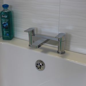 Toone Bath Filler Tap In Chrome