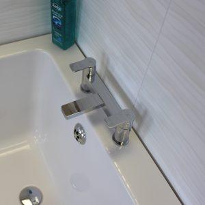 Toone Bath Filler Tap In Chrome