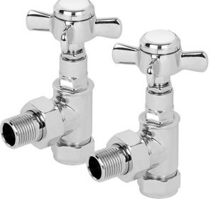 Traditional-Cross-Head-Angled-Valves-Valve-for-Heated-Towel-Rail-Radiators