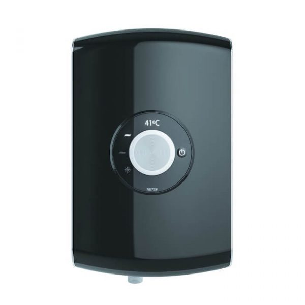 Triton Amore Electric Shower In Black 8.5 & 9.5 kw