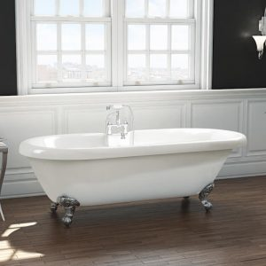 Wilmslow Double Ended Freestanding Bath 1795x785mm
