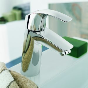 Grohe ES Mono Basin Mixer Tap In Chrome