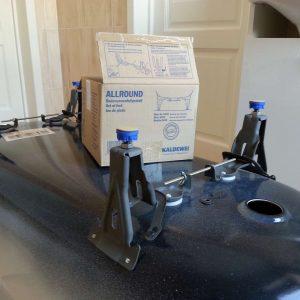 Kaldewei 5030 Leg Set For Cayono Advantage Or Saniform Plus Bath