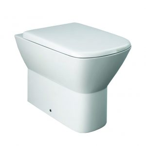K2 Back To Wall Toilet & Soft Close Seat