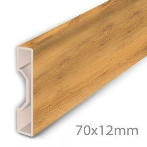 Aquastep laminate Flooring Skirting In Various Colours Each
