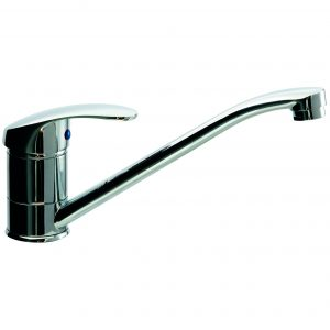 Bali Kitchen Sink Mono Lever Tap In Chrome