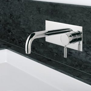 Isco Wall Mounted Basin Filler Tap In Chrome
