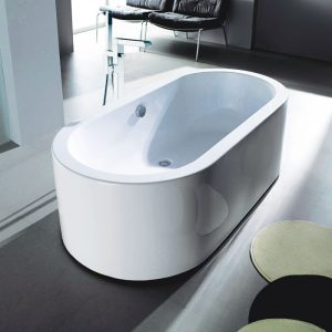 Kingston Double Ended Freestanding Bath 1700x765mm