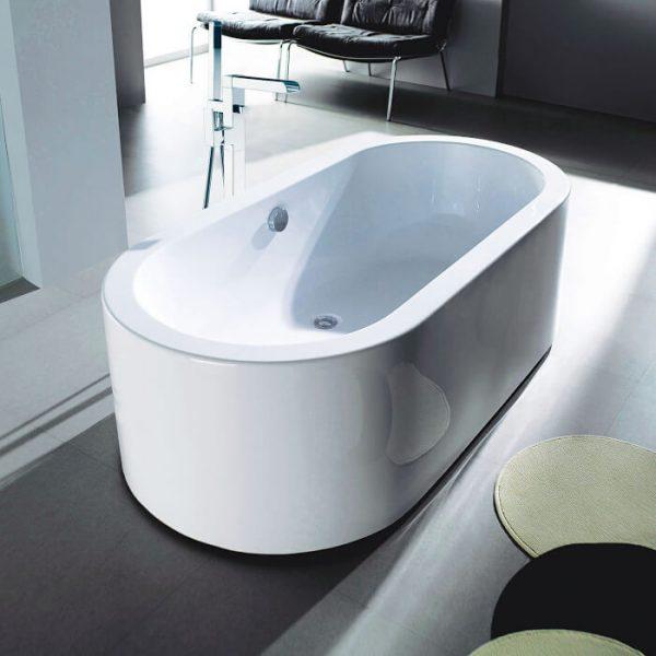 Kingston Double Ended Freestanding Bath 1700x765mm
