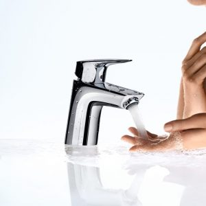 Hansgrohe Logis 70 Basin Mono Tap In Chrome