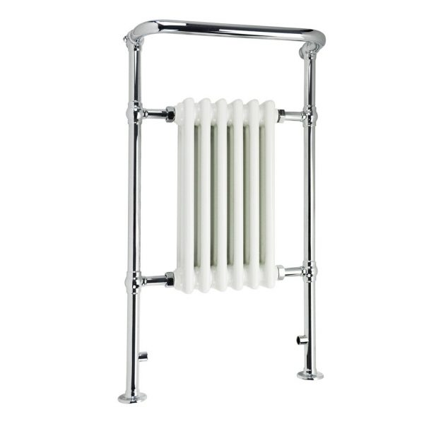 Marquis White / Chrome Towel Rail- Available in Multiple Sizes