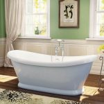 The Boat Double Ended Freestanding Bath 1770x785mm