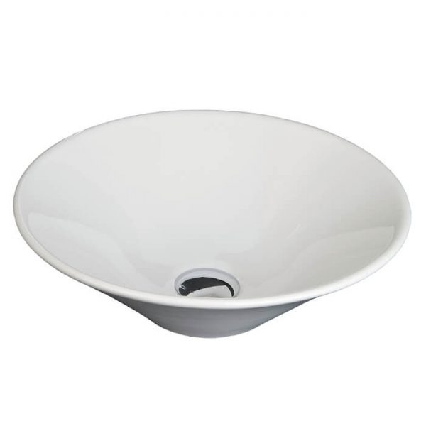 Cone 380mm Vessel Counter top Bowl