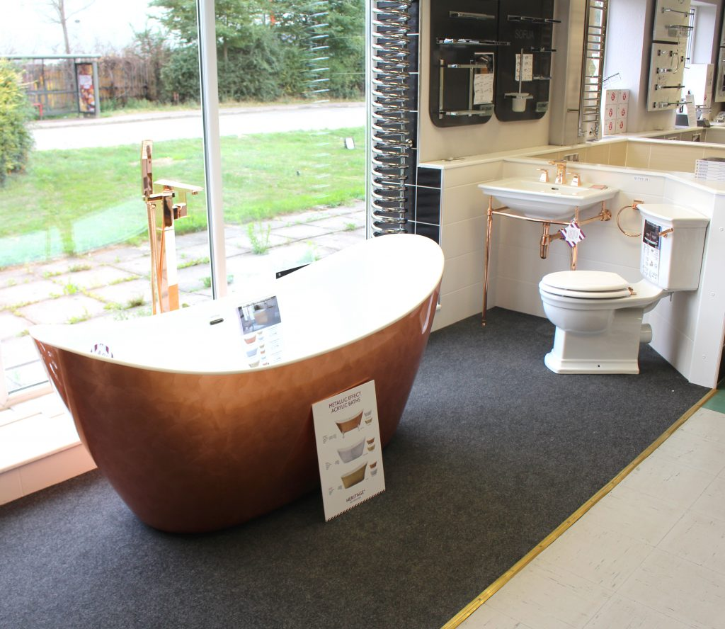 heritage bath at simply bathrooms