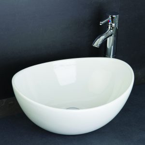 Shell 390mm Vessel Counter top Bowl