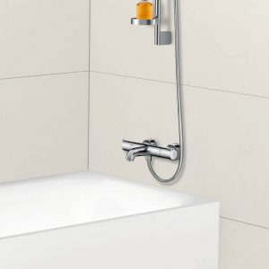 Hansgrohe Ecostat Bath & Shower Mixer Thermostatic