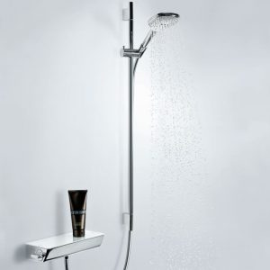 Hansgrohe Ecostat HP Thermostatic Mixer Shower With Raindance Kit